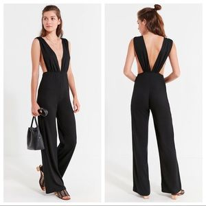 NWT Urban Outfitters Ribbed Jumpsuit S